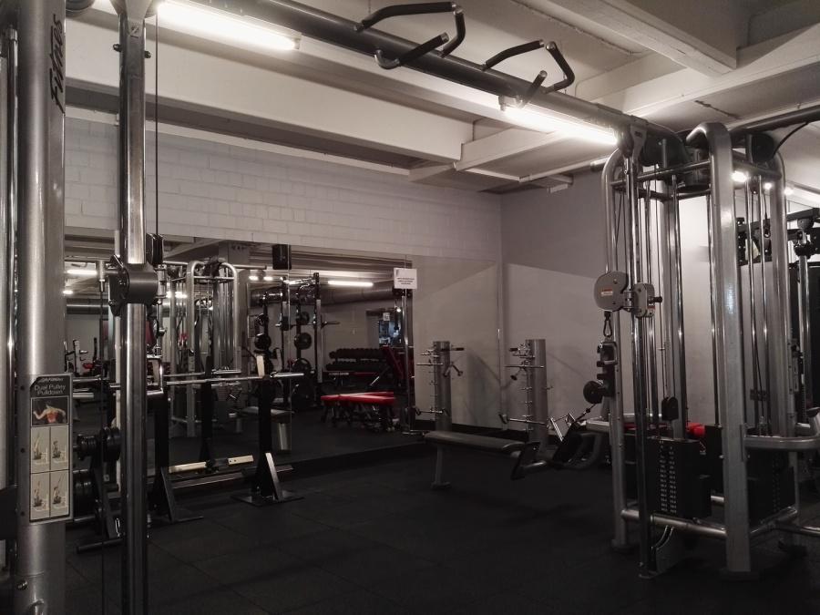 Fitnessstudio B 246 Blingen Body Dom Ich Liebe Fitness